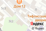 Схема проезда до компании Деловой мир в Москве