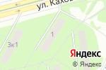 Схема проезда до компании LKG в Москве