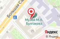 Схема проезда до компании Культура и Традиции в Москве