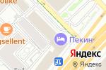 Схема проезда до компании Ближние Горки в Москве