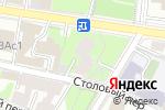 Схема проезда до компании Aging control в Москве