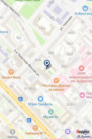 ПТФ PRECIOSA ЦЕНТР на карте Москвы