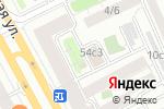 Схема проезда до компании Tesla Head в Москве