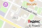 Схема проезда до компании Mayfair Properties в Москве