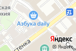 Схема проезда до компании Ортодокс Антик в Москве