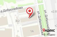 Схема проезда до компании Кнт-Строй в Москве