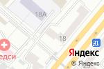 Схема проезда до компании Salita в Москве