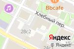 Схема проезда до компании Egon Zehnder в Москве
