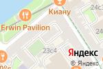 Схема проезда до компании Риэлт-сити МИР в Москве