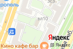 Схема проезда до компании Общественная организация пенсионеров в Москве