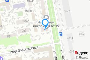 Сдается однокомнатная квартира в Москве ул Руставели, 12/7кБ