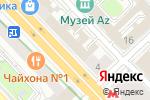 Схема проезда до компании 1-я Тверская-Ямская, 6 в Москве