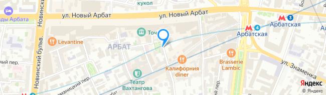 Серебряный переулок