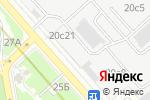 Схема проезда до компании Qqey в Москве