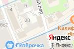 Схема проезда до компании Оператор специализированных стоянок Московской области в Москве