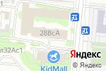 Схема проезда до компании МНБПФ в Москве