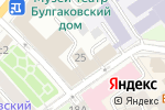 Схема проезда до компании Maxfield Capital в Москве