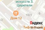 Схема проезда до компании ЧАСОВОЙ ЛОМБАРД ПЕРСПЕКТИВА в Москве