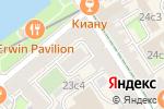 Схема проезда до компании Национальное агентство по архитектуре и градостроительству в Москве