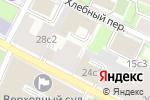 Схема проезда до компании Профессионал в Москве