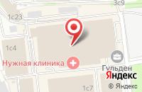 Схема проезда до компании Световая Реклама в Москве