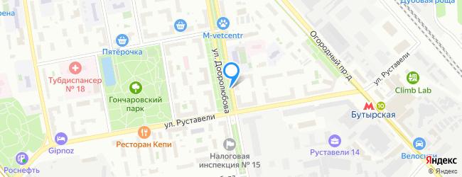 улица Добролюбова