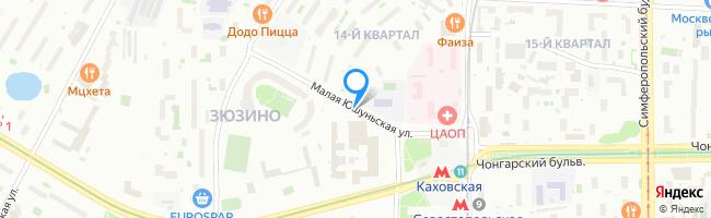 Малая Юшуньская улица
