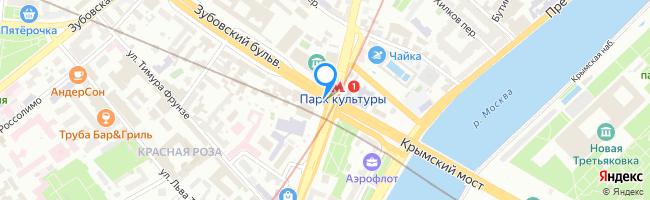 Крымская площадь