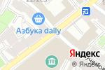Схема проезда до компании Слендер в Москве