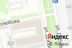 Схема проезда до компании Автопремьер в Москве