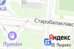 Схема проезда до компании Ритмик в Москве
