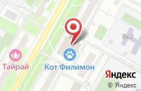 Схема проезда до компании Goodybox в Москве