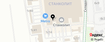 Gadgets на карте Москвы