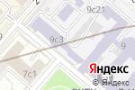 Схема проезда до компании Вега-Хим в Москве