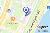 Схема проезда до компании ТФ ДЕНИСОВ в Москве