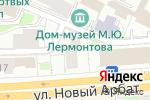 Схема проезда до компании Верное Время в Москве