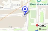 Схема проезда до компании БАНКОВСКИЕ УСЛУГИ ЗЛАТКОМБАНК в Москве