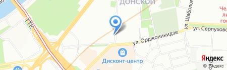 Компания Станконормаль на карте Москвы