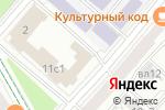 Схема проезда до компании Территориальная избирательная комиссия Тверского района в Москве