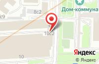 Схема проезда до компании Ок Западная Техника в Москве