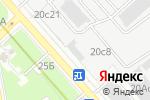 Схема проезда до компании Филл Хаус в Москве