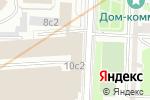 Схема проезда до компании Мой Главбух в Москве