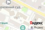 Схема проезда до компании НБК-групп в Москве