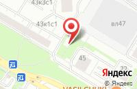 Схема проезда до компании Издательство«Ремедиум» в Москве