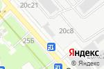 Схема проезда до компании CAR-RADAR в Москве