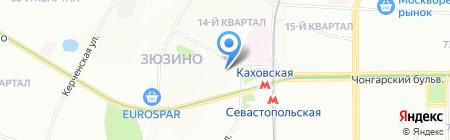 Империя бизнеса на карте Москвы