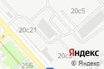 Схема проезда до компании Интернет-магазин Израильской косметики Мертвого моря в Москве