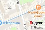 Схема проезда до компании Магазин пальто из верблюжей шерсти в Москве