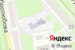 Схема проезда до компании Перус в Москве