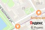 Схема проезда до компании Mai Tai в Москве